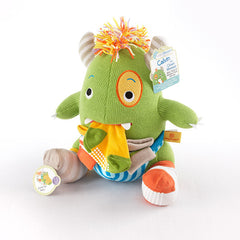Baby Monster Socks and Plush Toy Gift