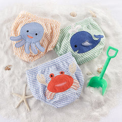 Cute Sea Creature Diaper Covers