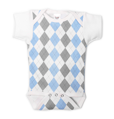Built in Bib Onesie