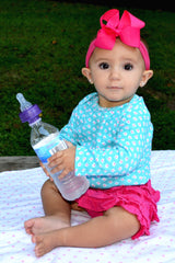 Baby Bottle Nipple Attachment for Water Bottles