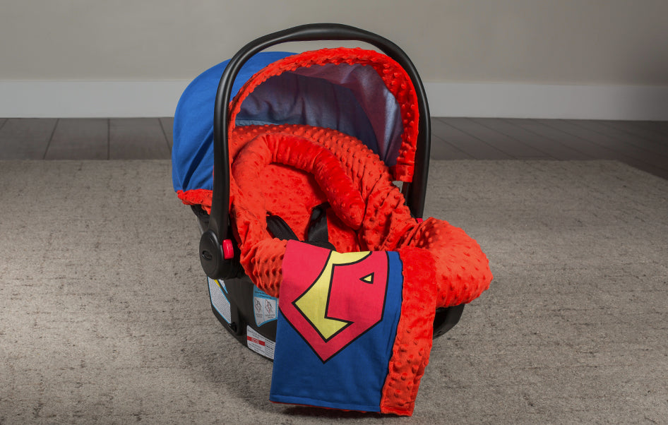 Superman Canopy Whole Caboodle