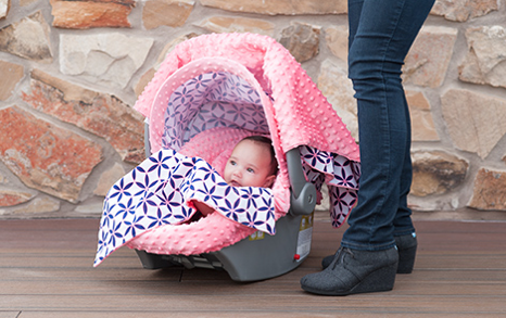Kendra Carseat Canopy Whole Caboodle