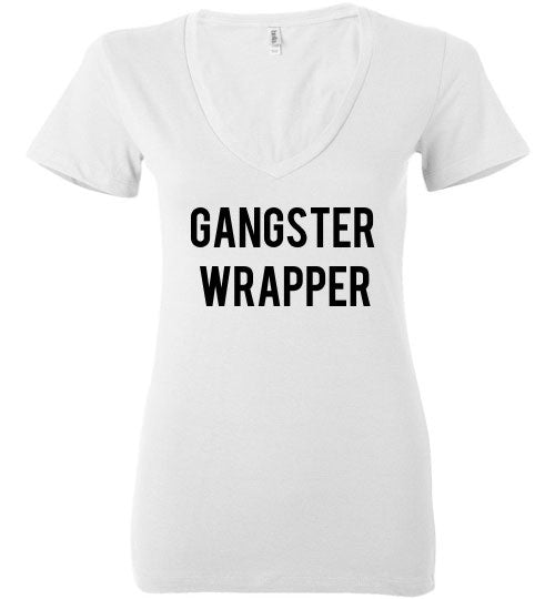 Gangster Wrapper Top