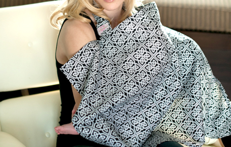 Mason Nursing Cover
