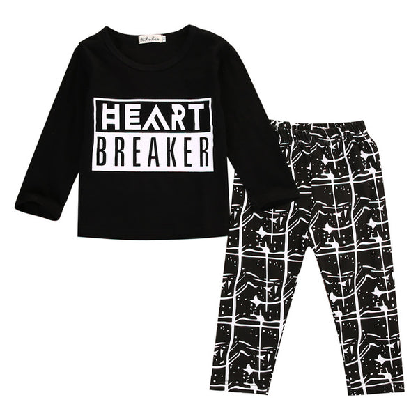 Heart Breaker 2-Piece Set