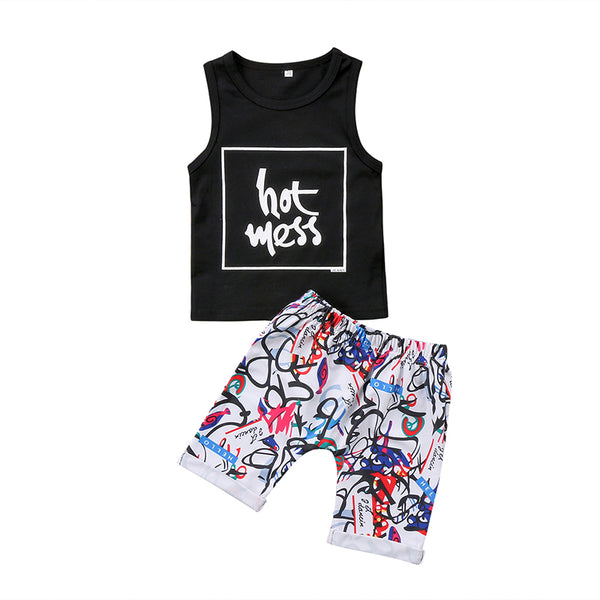 Hot Mess 2-Piece Set