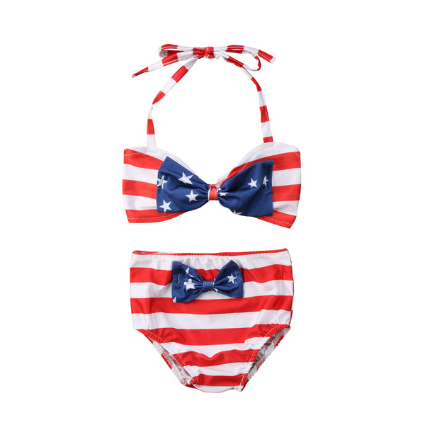 Adorable Tankini Bikini Swimsuit