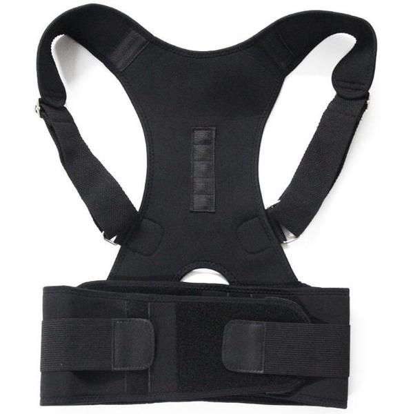 ORTHO SUPPORT (BLACK-XL 1 ITEM)