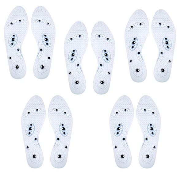 MAGNETIC REFLEX INSOLES (5 PAIRS)