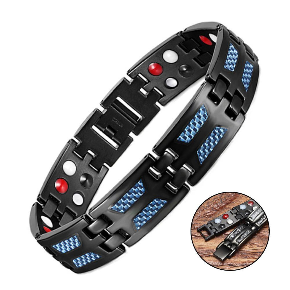 Health Magnetic Hologram Bracelets (3 ITEMS)
