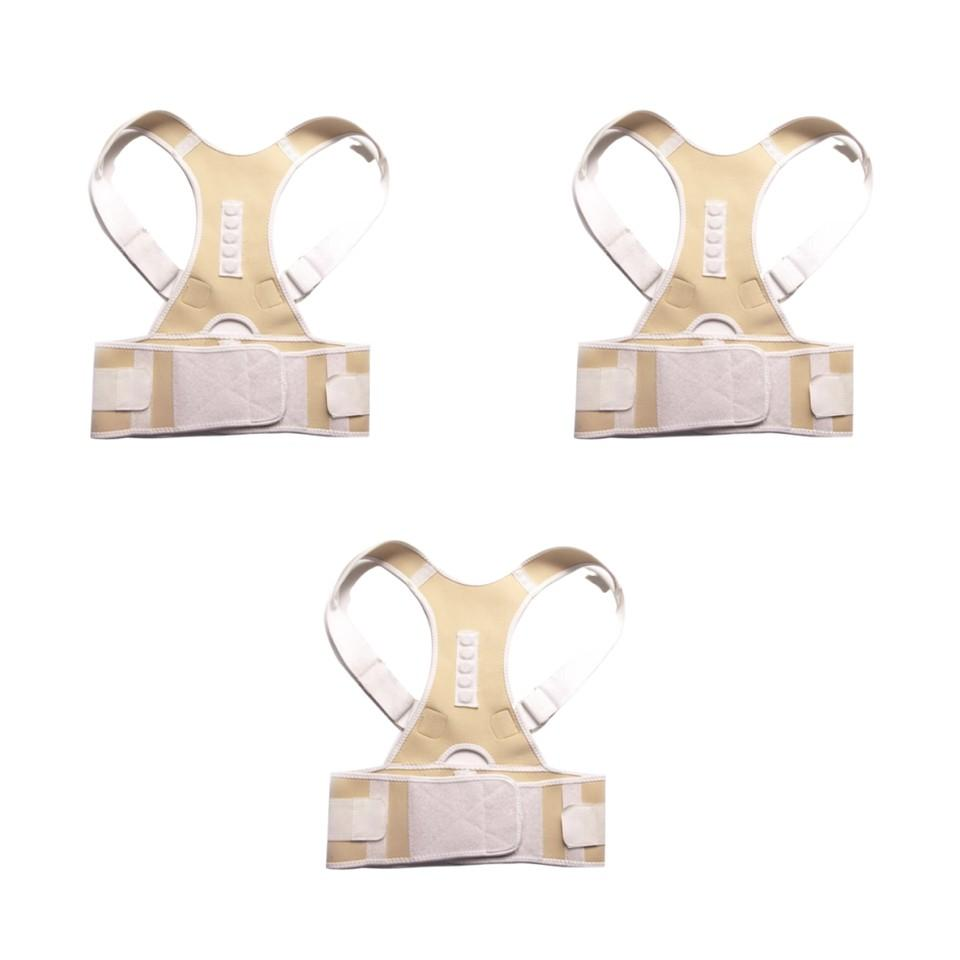 ORTHO BRACE SUPPORT (BEIGE-L 3 ITEMS)