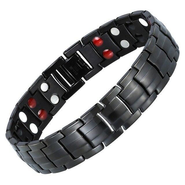 Magnetic Therapy Bracelet (Double Power)