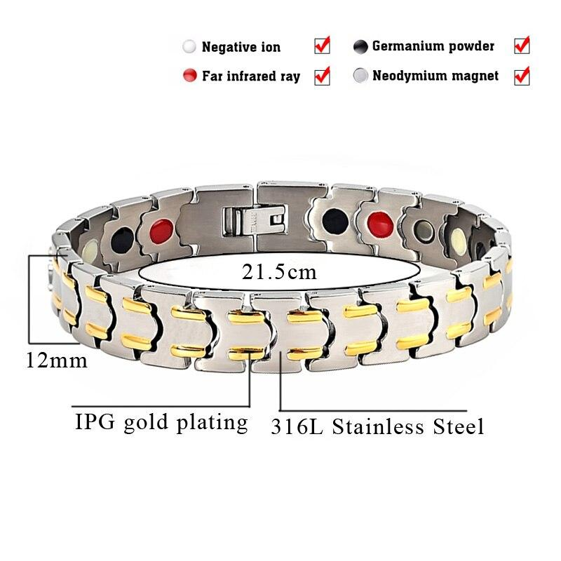 Health Magnetic Therapy Bracelet 035