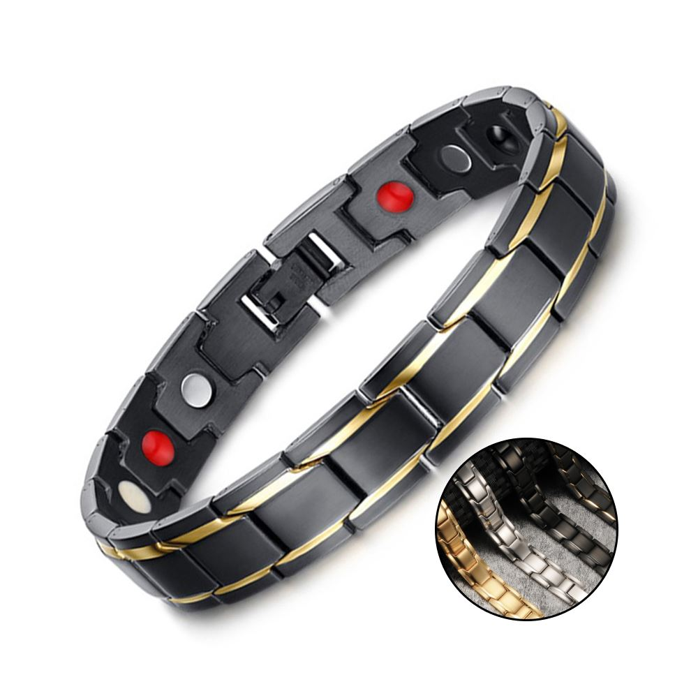 Health Magnetic Simple Linkage Bracelets