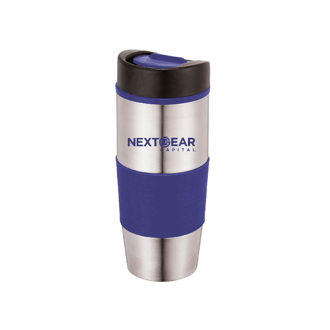 14-OZ. TUMBLER WITH SLIDE-LOCK OPENING