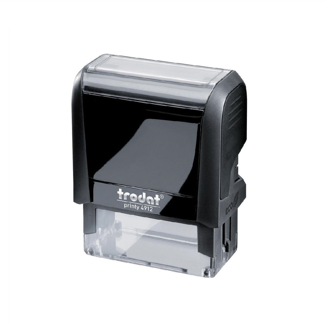CUSTOM TEXT SELF-INKING STAMP