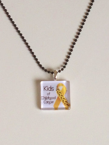 KOCC Logo Necklace