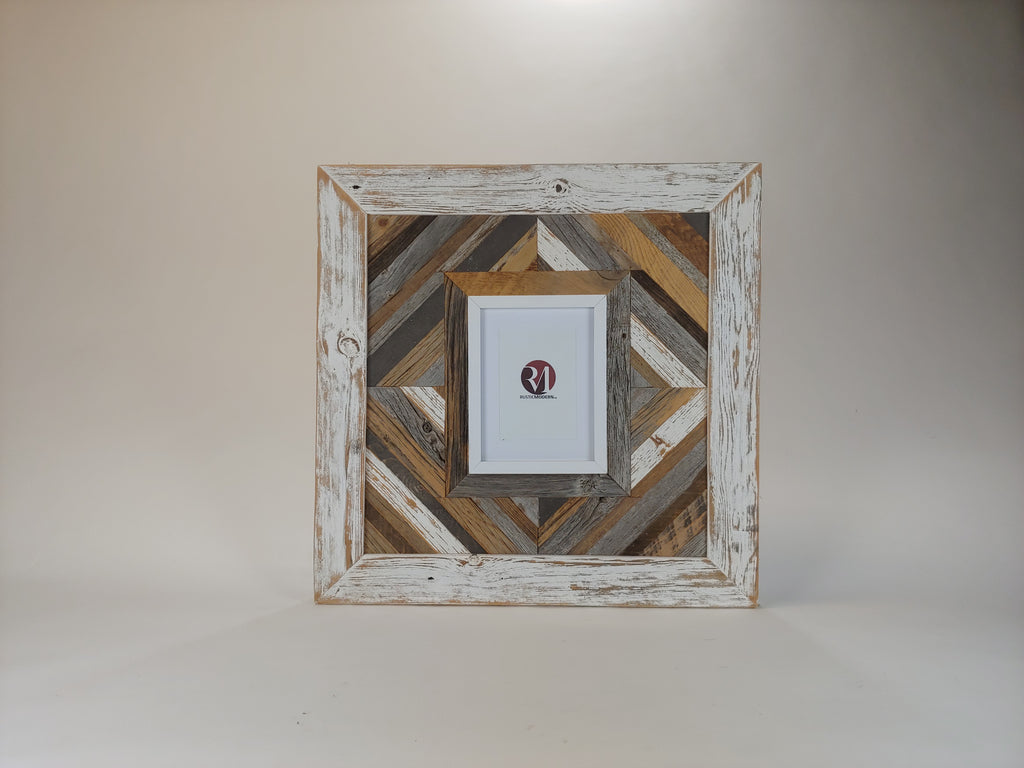 Geometric Wall Art/Picture Frame