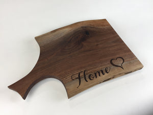 Charcuterie Board/Engraved