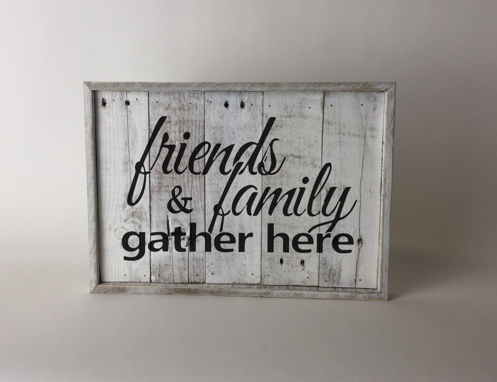 Pallet Wood Sign/Wall Art