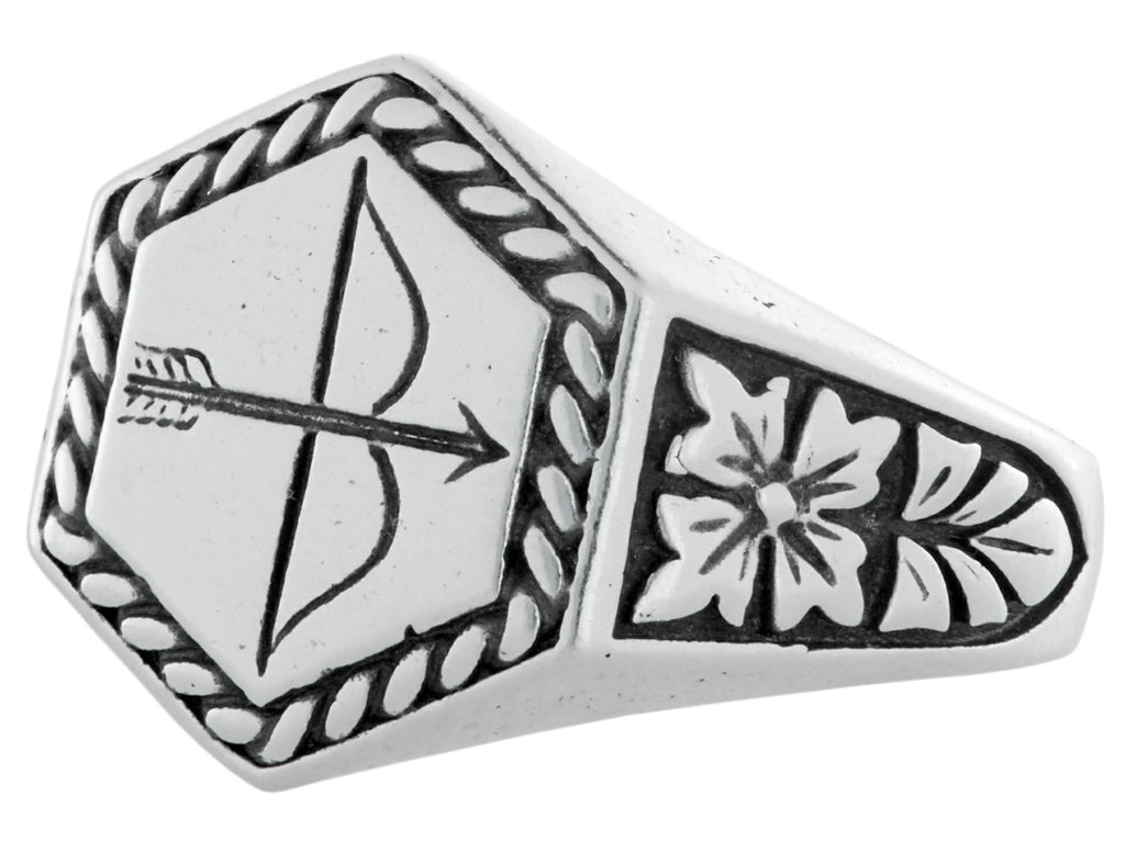 Bow & Arrow Ring
