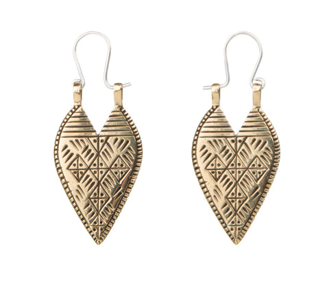 Lazarus Spear Earrings