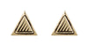 Hathor Pyramid Studs