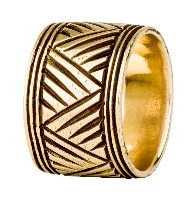 Hathor Band Ring