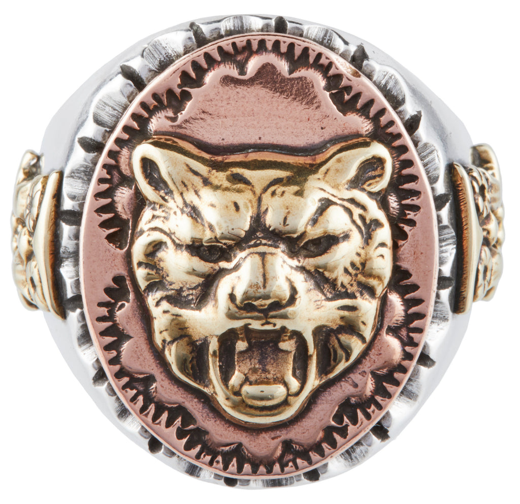 Strength & Wisdom Souvenir Ring