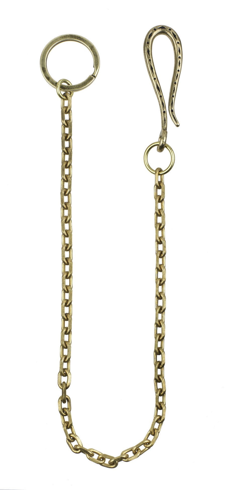 Chain Key Ring ~ Plain