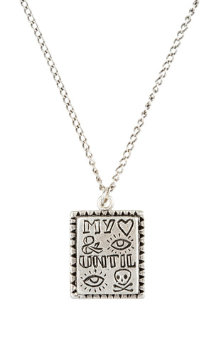My Heart And I Until I Die ~ Necklace
