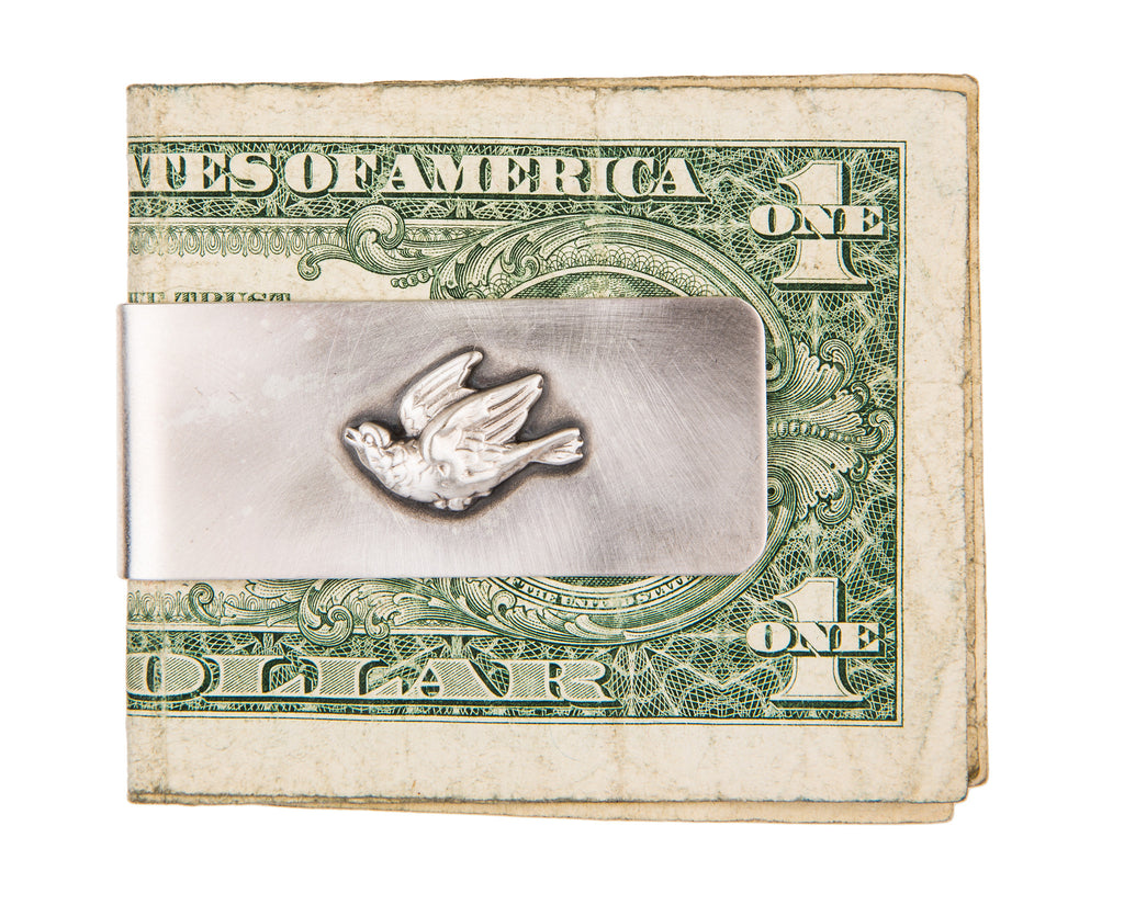 Swallow Money Clip
