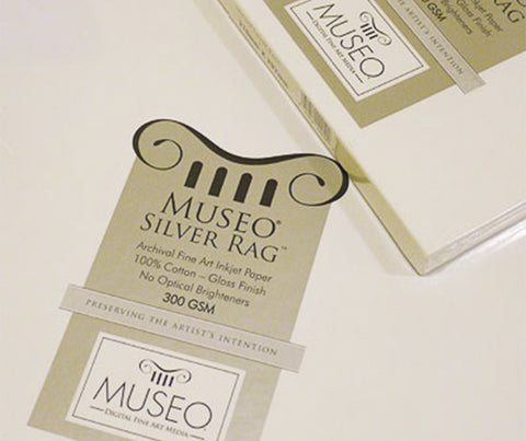 Museo Silver Rag 300g