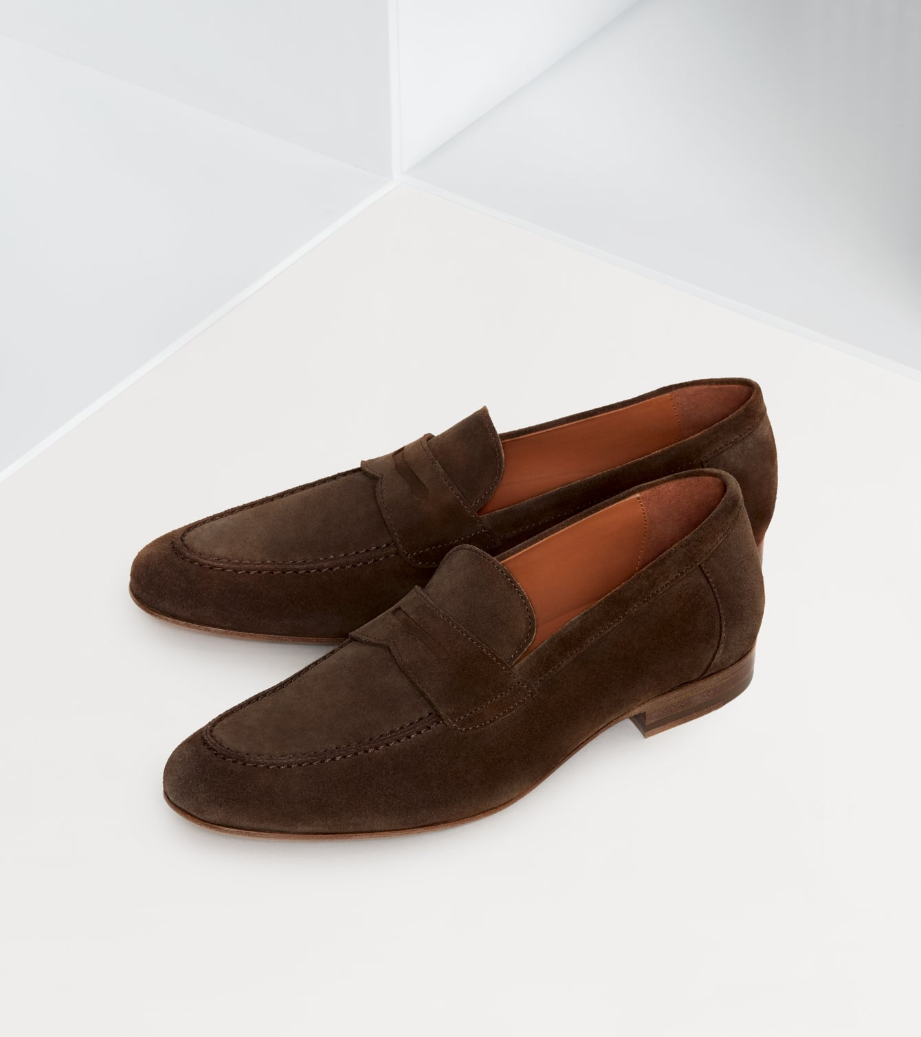 dark-brown-suede