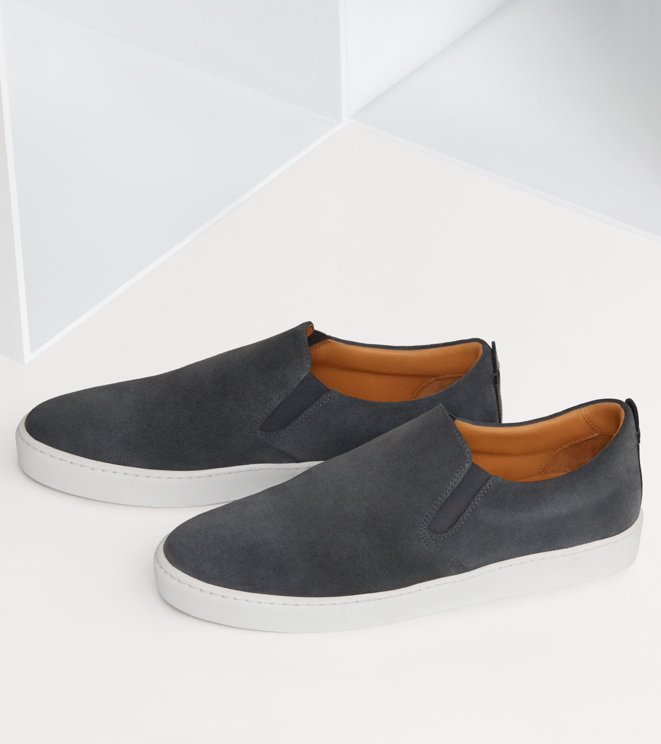 dark-gray-suede