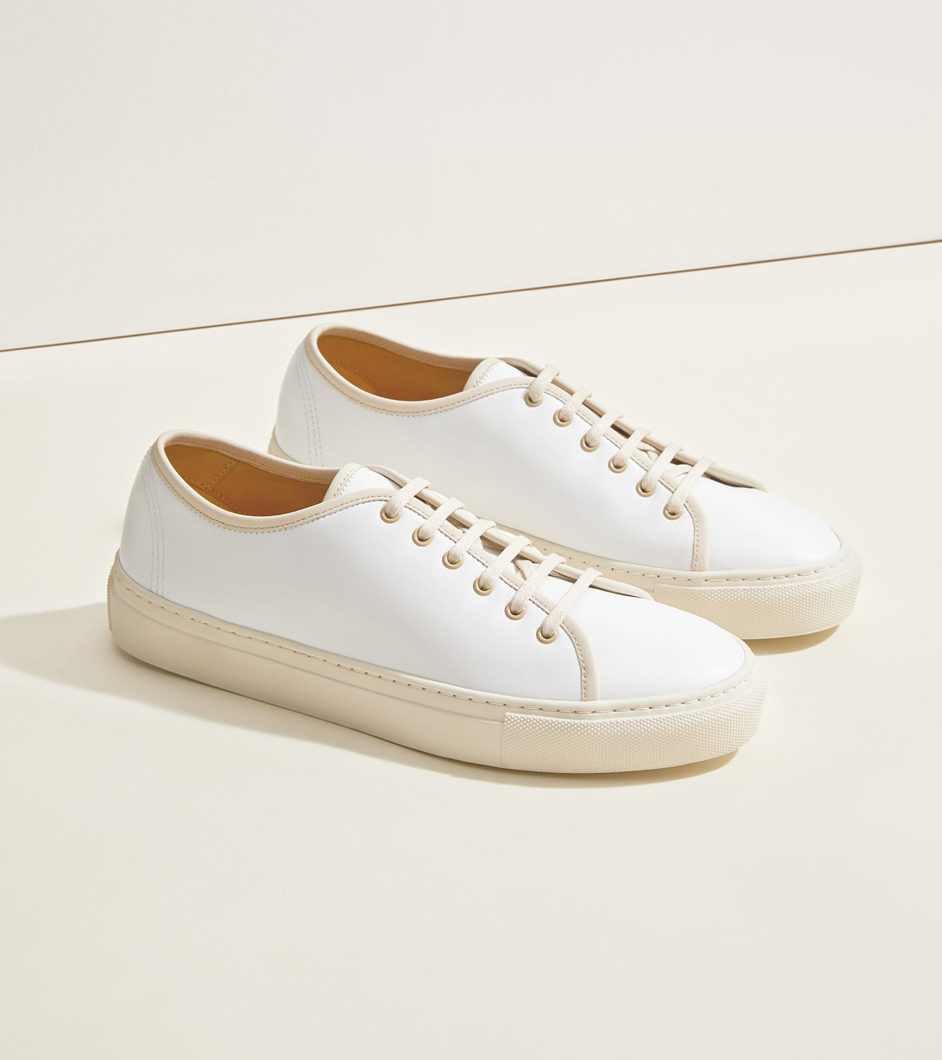 white-leather-with-cream-sole