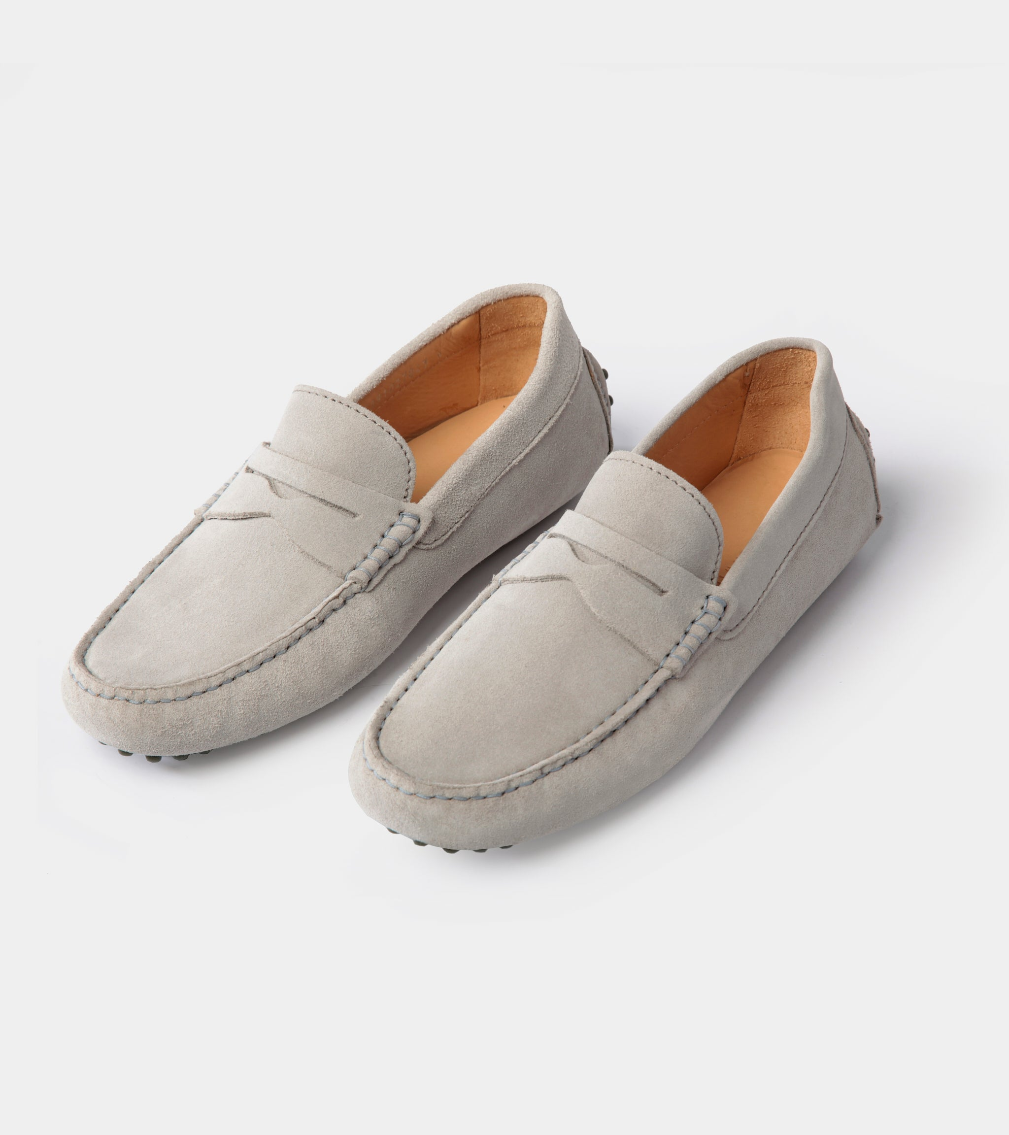 light-gray-suede