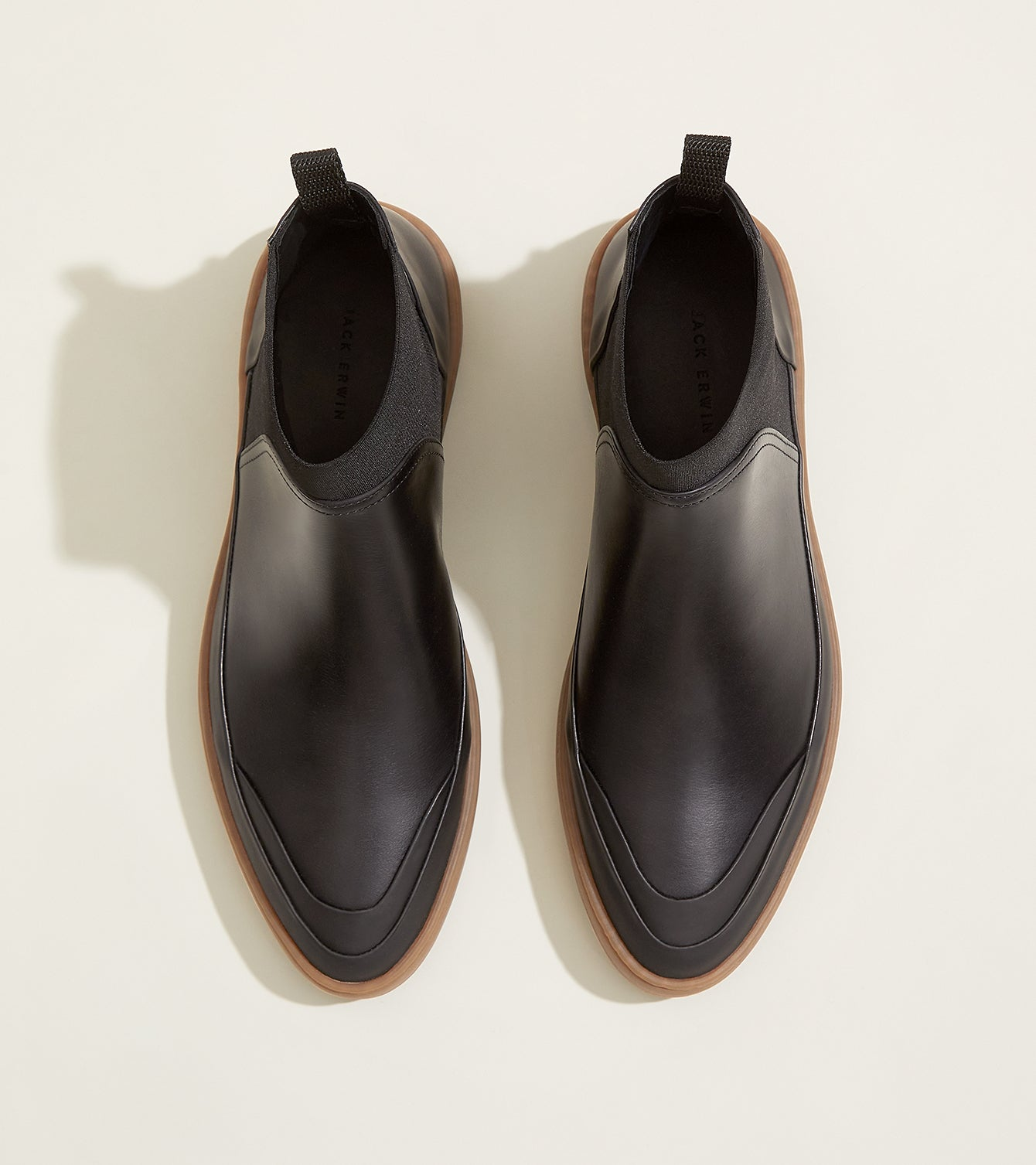 black-polished-leather-tan-outsole