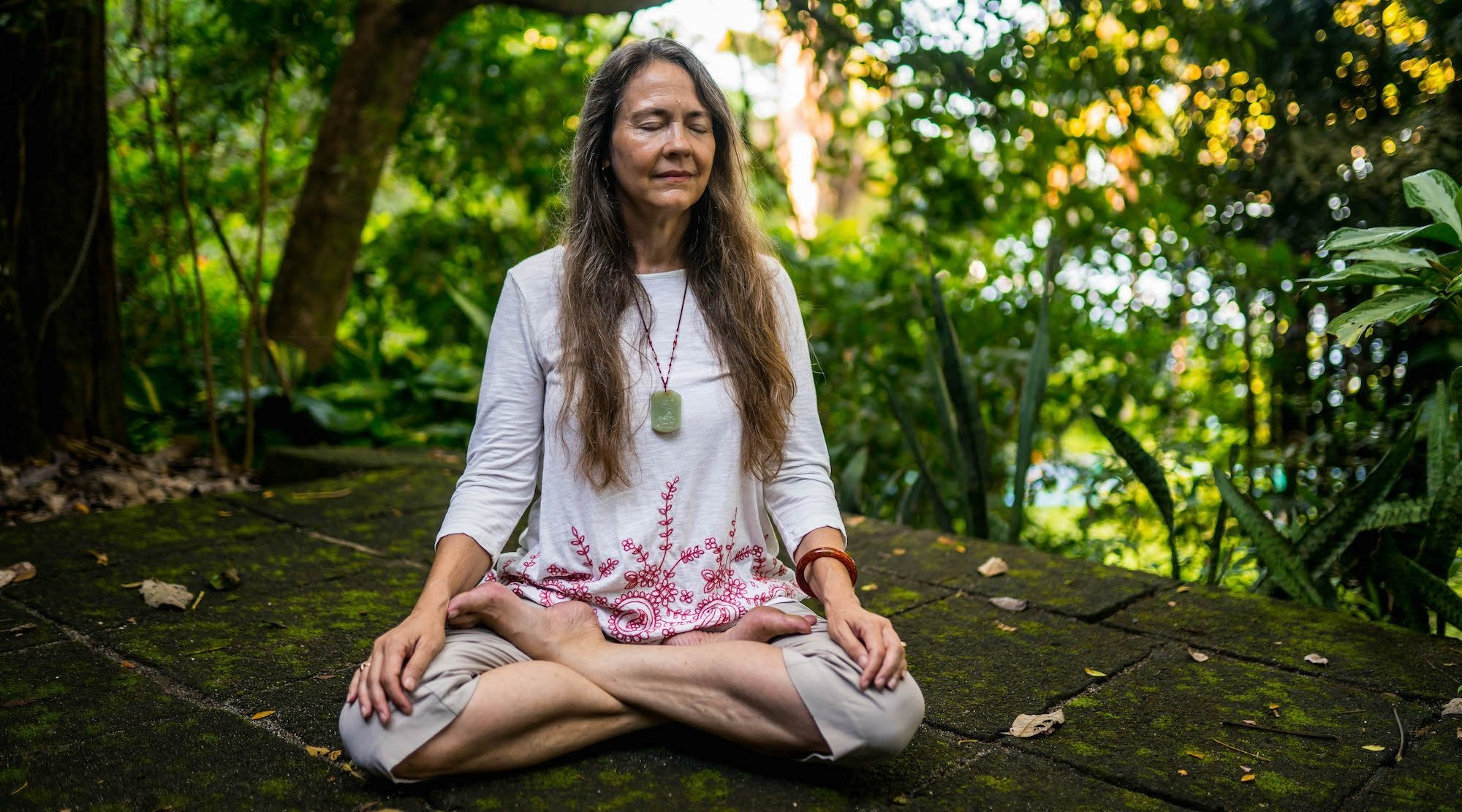 Chocolate, Meditation + Caretaking as a Path to Enlightenment