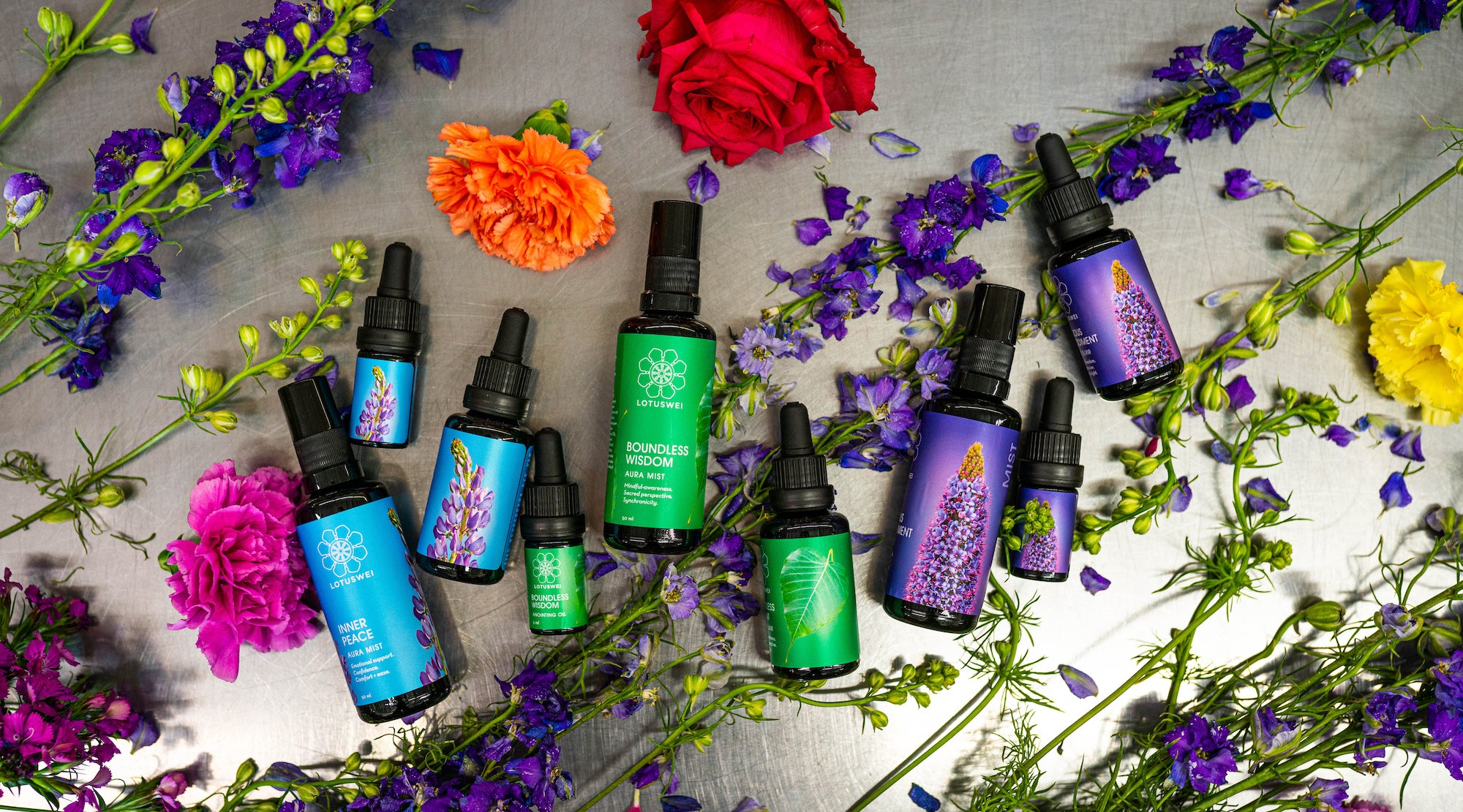 HOW TO WORK WITH FLOWER ESSENCE *VERTICALS*