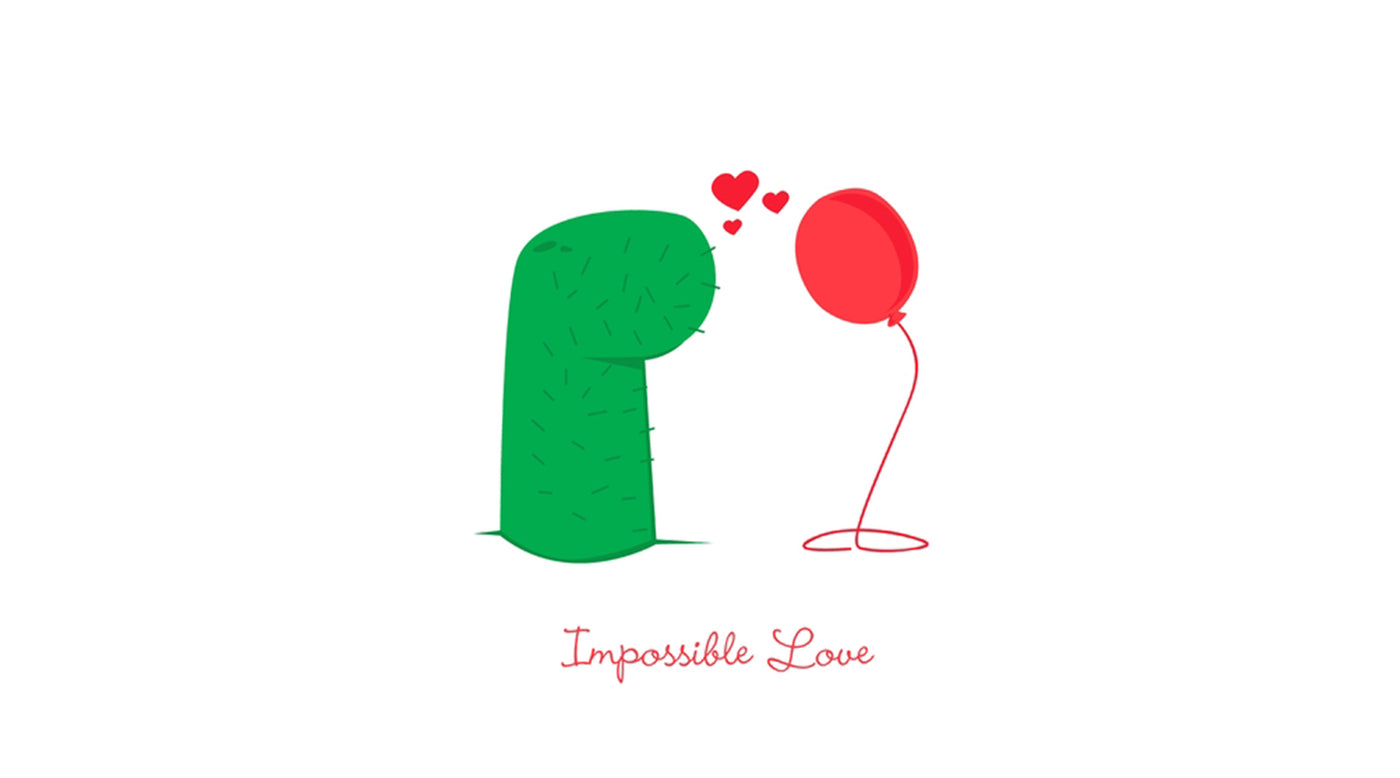 Inundating meaning of love
