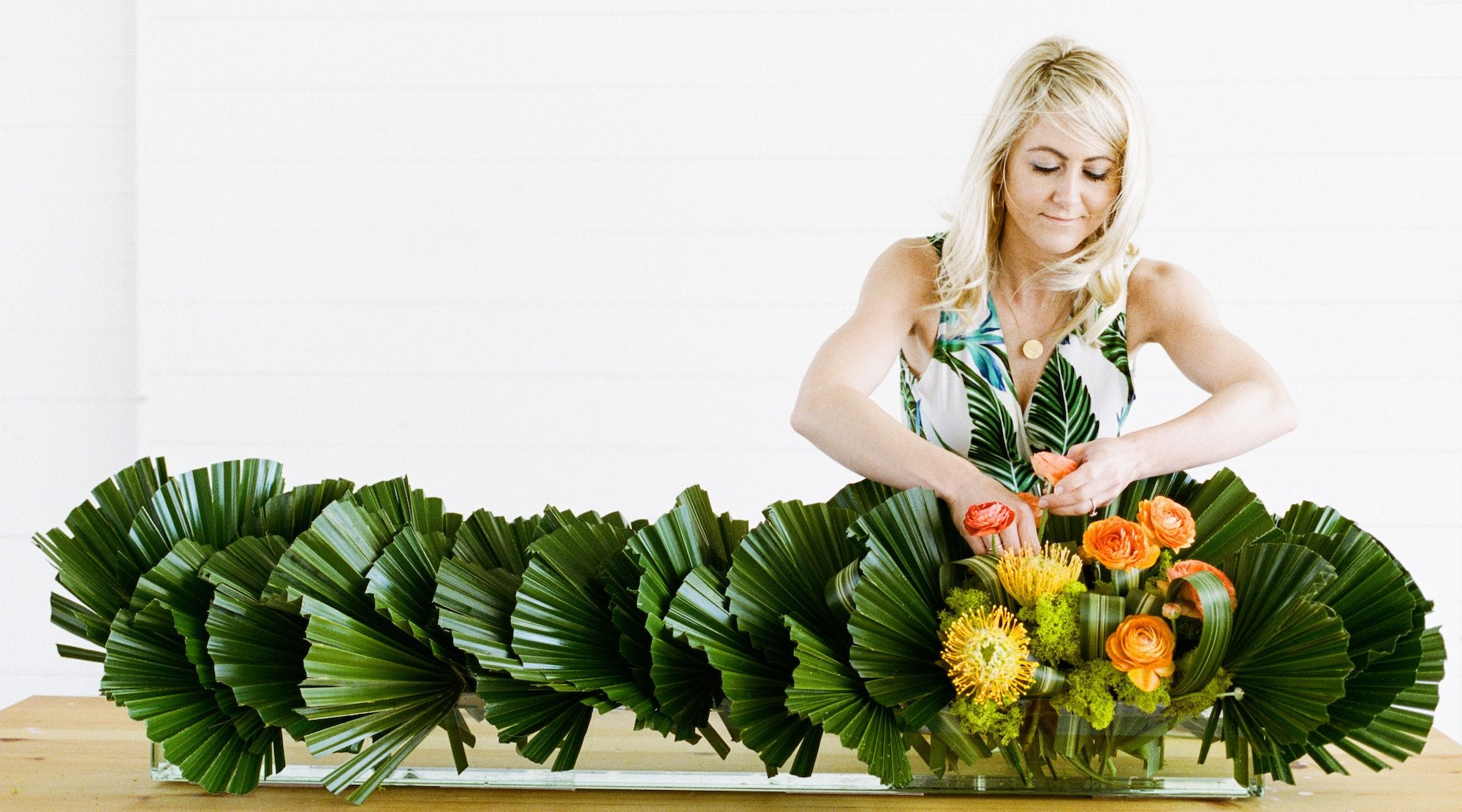 Floral Arranging as Art & Therapy