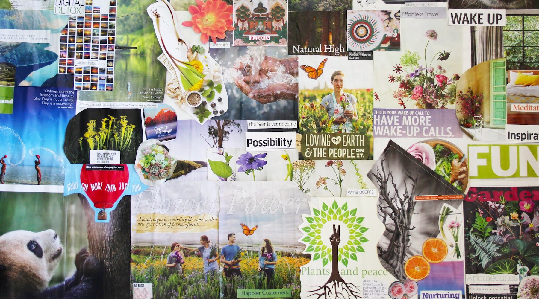 VISION BOARD :: 7 TIPS TO UNLEASH YOUR INNER VISIONARY