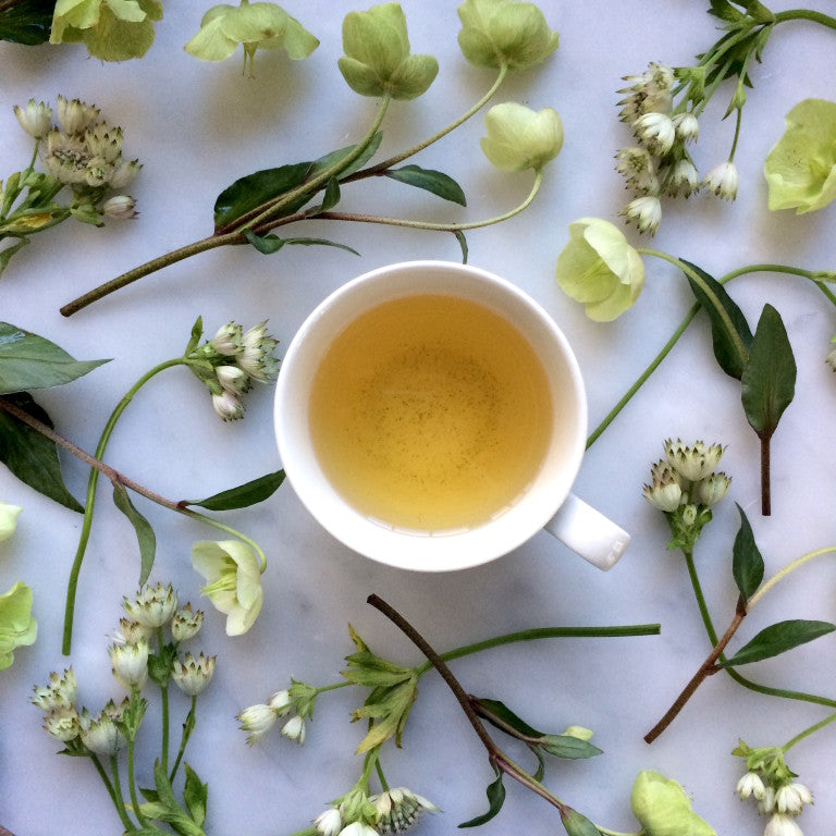 Tea LOTUSWEI flower essences