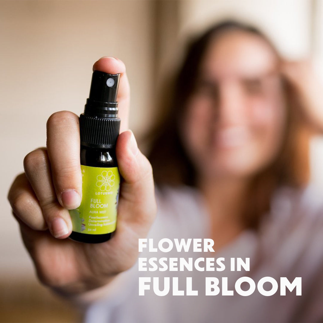 Flower Essences for Full Bloom