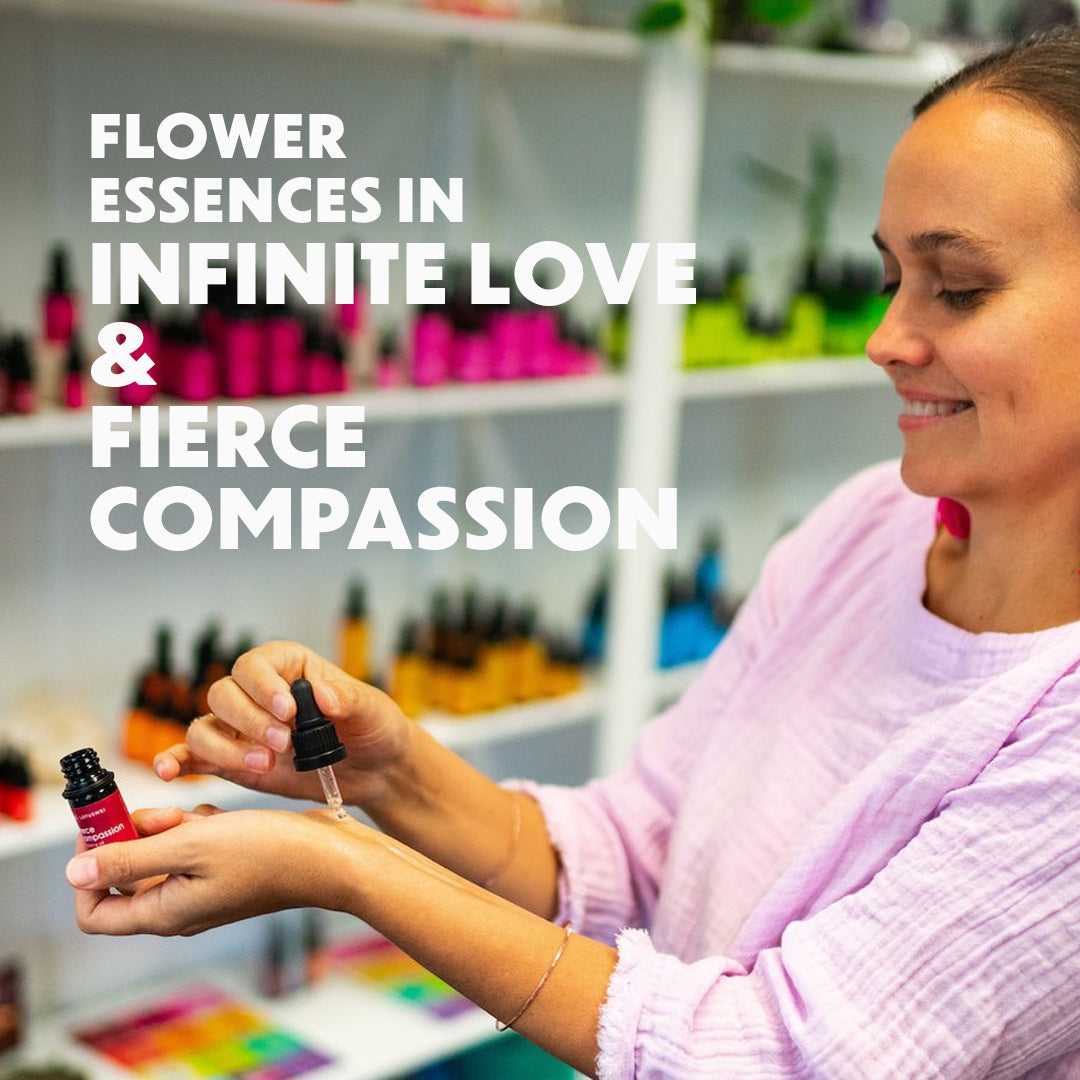 Difference Between Infinite Love & Fierce Compassion