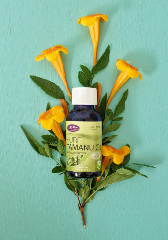 tamanu oil LOTUSWEI flower essences