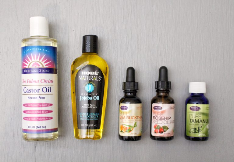 cleansing face oils LOTUSWEI flower essences