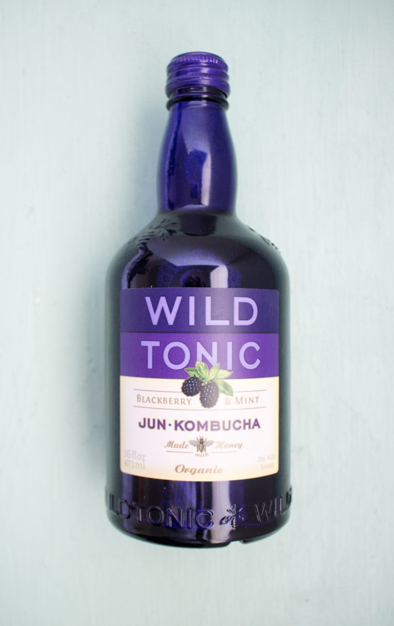 Wild tonic jun-kombucha LOTUSWEI flower essences