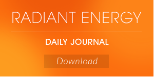 Radiant Energy Daily Journal